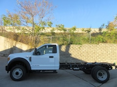 2017 Ford F450 XL Cab Chassis