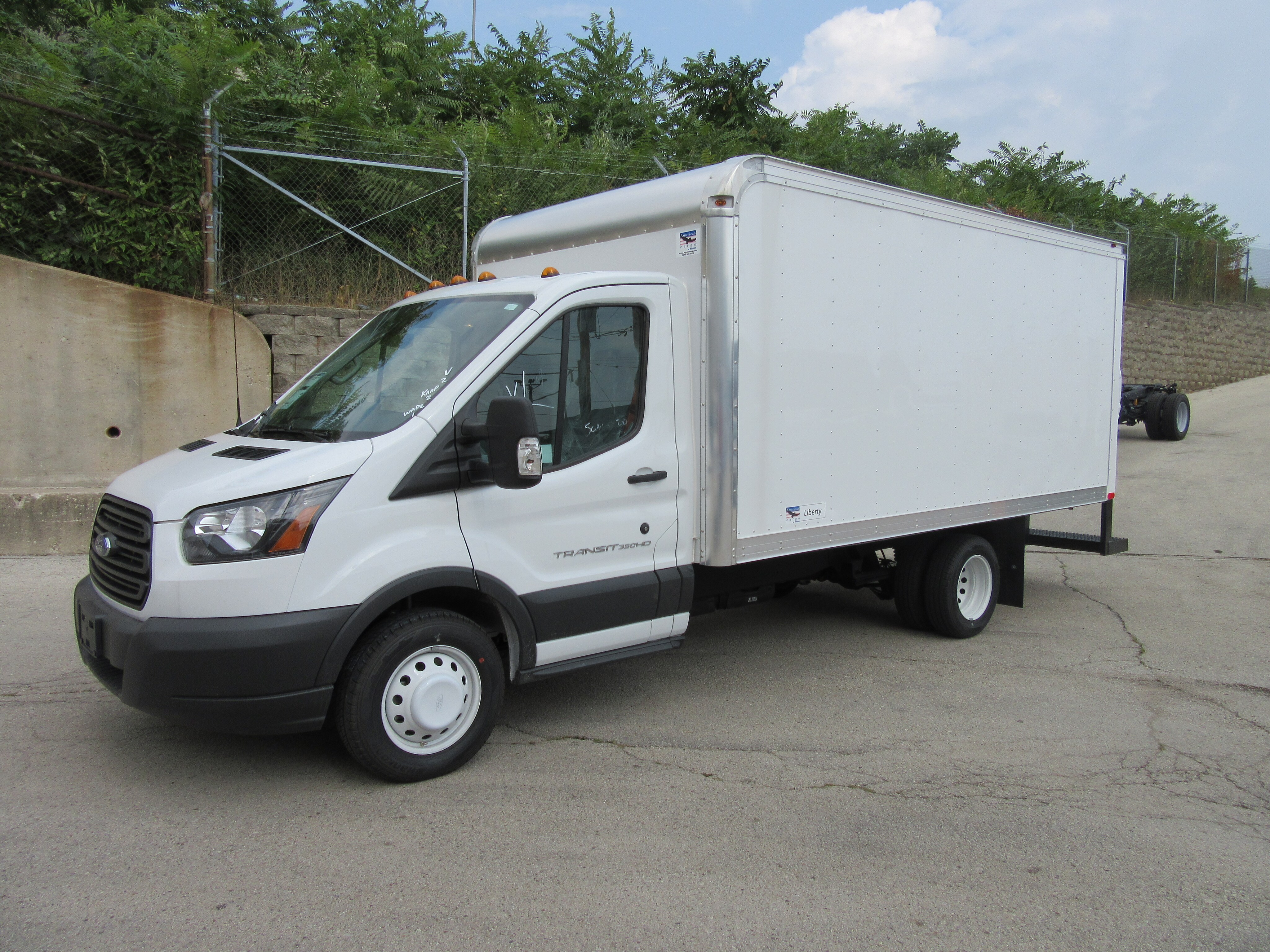 2017 Ford Transit XL Cube Van