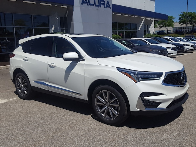 New 2019 Acura Rdx For Sale At Baierl Acura Vin 5j8tc2h58kl003554