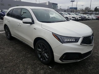 New 2019 Acura MDX SH-AWD with A-Spec Package SUV Pittsburgh