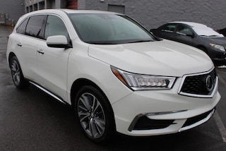 Certified Pre-Owned 2017 Acura MDX V6 SH-AWD with Technology & Entertainment Packages SUV Pittsburgh