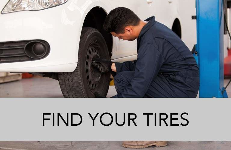 Find Your Acura Tires