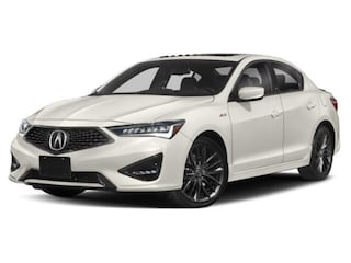 New 2019 Acura ILX with Premium and A-Spec Package Sedan Pittsburgh