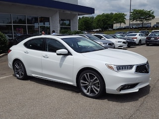 New 2019 Acura TLX 3.5 V-6 9-AT SH-AWD with Advance Package Sedan Pittsburgh