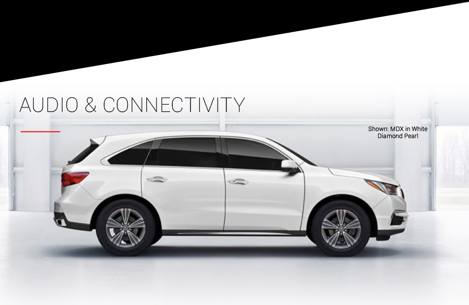 2019 Acura MDX Pittsburgh PA | New Acura MDX Lease Pittsburgh PA