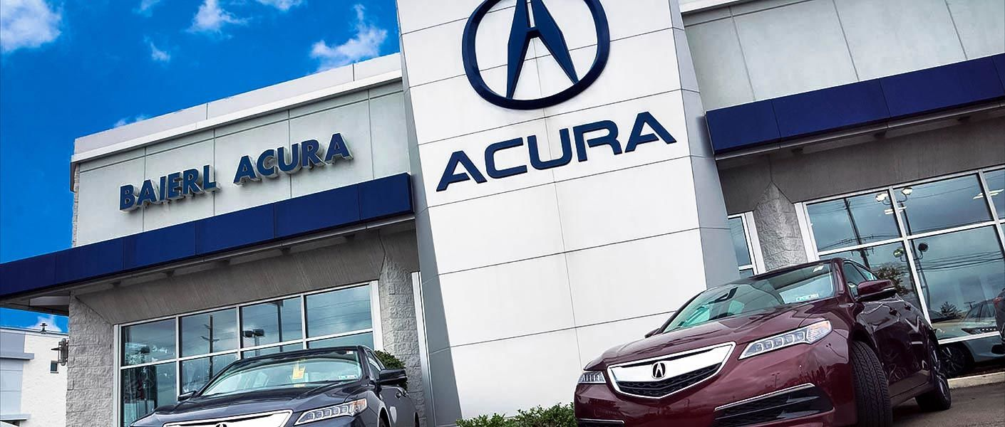 About Baierl Acura Acura Dealership Wexford PA - Acura dealers in pa