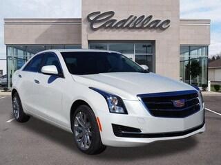 New 2017 CADILLAC ATS 2.0L Turbo Sedan