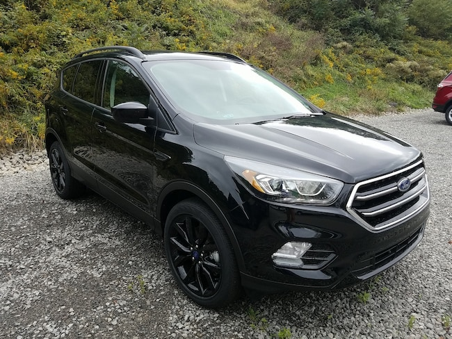 New 2018 Ford Escape SE SUV For sale in Zelienople, PA