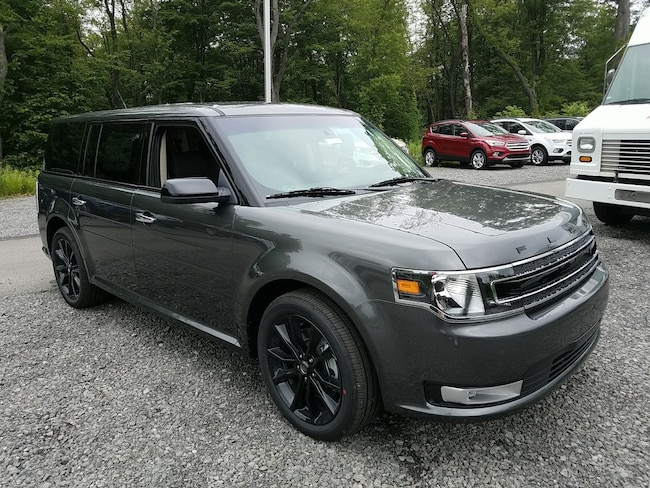 New 2019 Ford Flex SEL SUV For sale in Zelienople, PA