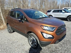 New 2019 Ford EcoSport SES SUV For Sale in Zelienople PA