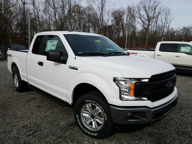 New 2018 Ford F-150 Truck SuperCab Styleside For sale in Zelienople, PA