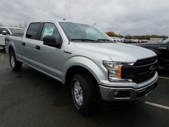 New 2018 Ford F-150 XL Truck SuperCrew Cab For sale in Zelienople, PA