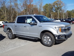 New 2018 Ford F-150 Lariat Truck SuperCrew Cab For Sale in Zelienople, PA