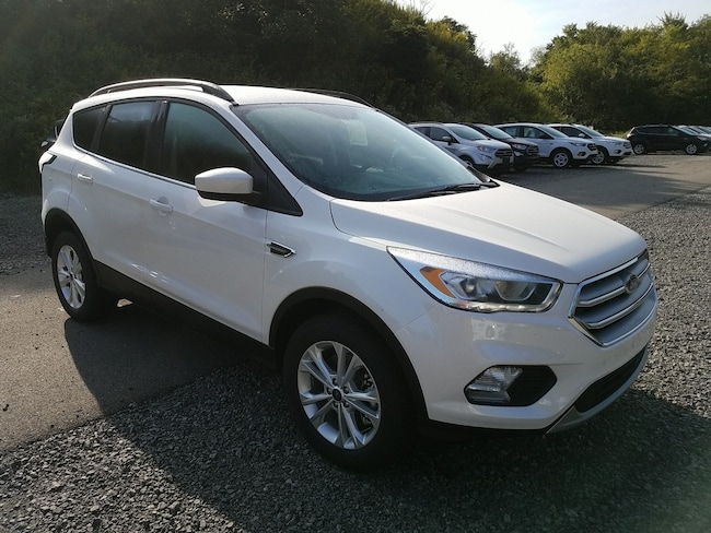 New 2018 Ford Escape SEL SUV For sale in Zelienople, PA