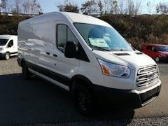 New 2019 Ford Transit-350 Base w/Sliding Pass-Side Cargo Door Van Medium Roof Cargo Van For Sale in Zelienople PA