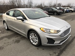 New 2019 Ford Fusion Hybrid SE Sedan For Sale in Zelienople PA