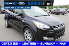 Certified Pre-Owned 2015 Ford Escape Titanium SUV For Sale in Zelienople PA