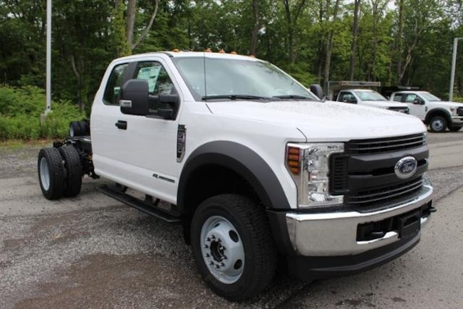 2019 Ford F-550 Chassis Truck Super Cab