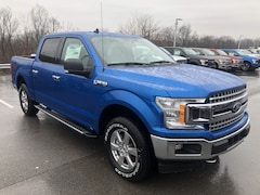 New 2019 Ford F-150 XLT Truck SuperCrew Cab For Sale in Zelienople PA