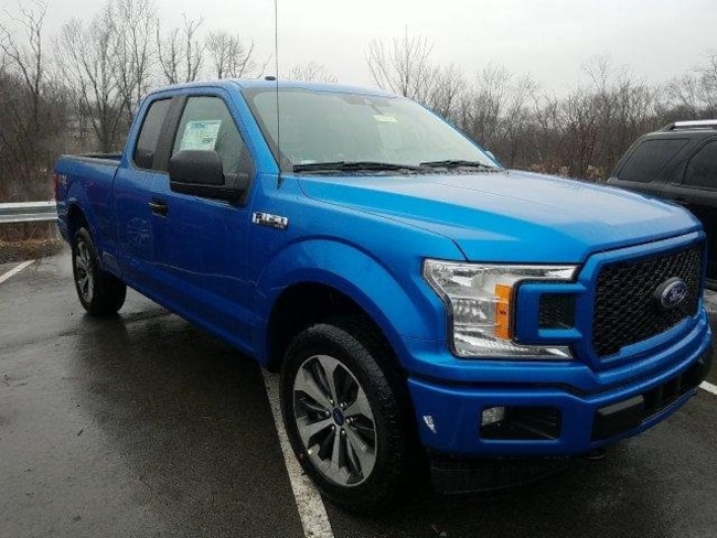 New 2019 Ford F-150 STX Truck SuperCab Styleside For sale in Zelienople, PA