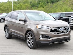 New 2019 Ford Edge Titanium SUV For Sale in Zelienople PA