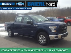 Used  2016 Ford F-150 XL Truck For sale in Zelienople PA
