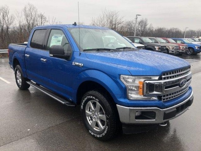 New 2019 Ford F-150 XLT Truck SuperCrew Cab For sale in Zelienople, PA