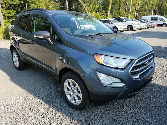 New 2018 Ford EcoSport SE SUV For sale in Zelienople, PA
