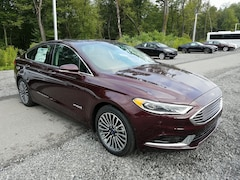 New 2018 Ford Fusion Hybrid SE Sedan For Sale in Zelienople PA
