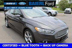 Certified Pre-Owned 2016 Ford Fusion SE Sedan For Sale in Zelienople PA