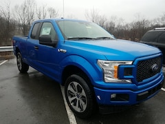 New 2019 Ford F-150 STX Truck SuperCab Styleside For Sale in Zelienople PA
