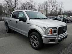 New 2019 Ford F-150 STX Truck SuperCrew Cab For Sale in Zelienople PA