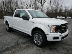 New 2018 Ford F-150 XLT Truck SuperCab Styleside For Sale in Zelienople PA