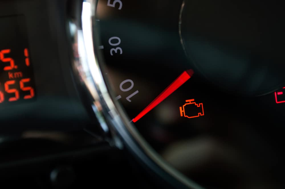 5 Reasons Why Your Check Engine Light Came on in