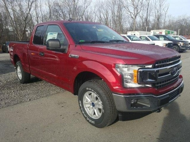 New 2019 Ford F-150 XLT Truck SuperCab Styleside For sale in Zelienople, PA