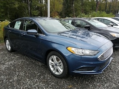 New 2018 Ford Fusion SE Sedan For Sale in Zelienople PA