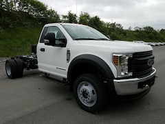 New 2018 Ford F-550 Chassis Truck Regular Cab For Sale in Zelienople PA