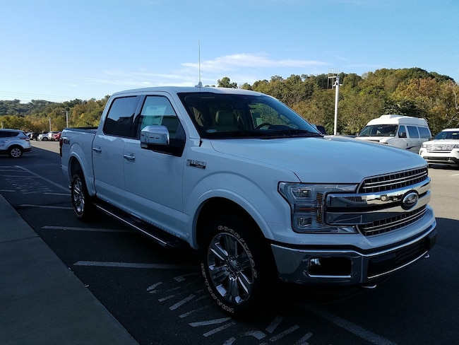 New 2018 Ford F-150 Truck SuperCrew Cab For sale in Zelienople, PA