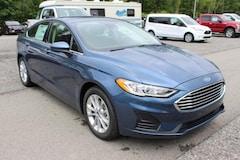 New 2019 Ford Fusion SE Sedan For Sale in Zelienople PA