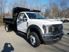 New 2019 Ford F-550 Chassis Truck Regular Cab For Sale in Zelienople PA
