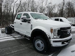 New 2019 Ford F-550 Chassis Truck Crew Cab For Sale in Zelienople PA