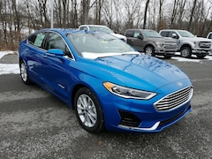 New 2019 Ford Fusion Hybrid SEL Sedan For Sale in Zelienople PA