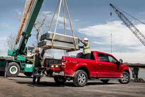 Ford F-150 Payload Capacity