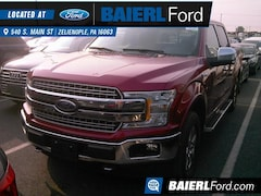 Used 2018 Ford F-150 Lariat Truck Zelienople, PA