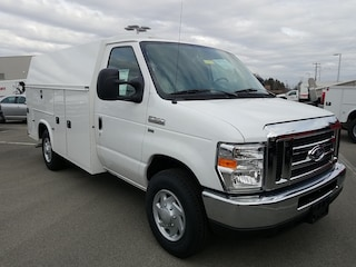 New 2019 Ford E-350 Cutaway Base Truck Medford, OR