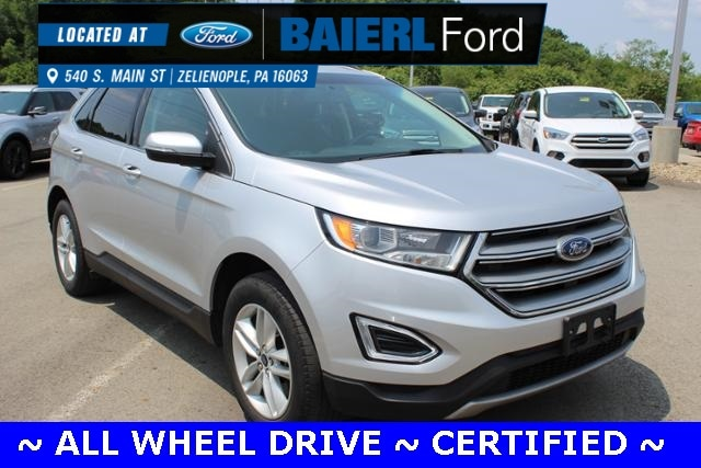 2016 Ford Edge 4dr SEL AWD Sport Utility
