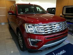 New 2018 Ford Expedition Max Limited SUV For Sale in Zelienople PA