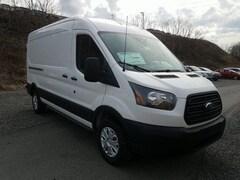New 2019 Ford Transit-250 Base w/Sliding Pass-Side Cargo Door Van Medium Roof Cargo Van For Sale in Zelienople PA