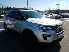 New 2019 Ford Explorer Sport SUV For Sale in Zelienople, PA