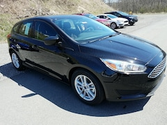 New 2018 Ford Focus SE Hatchback For Sale in Zelienople PA